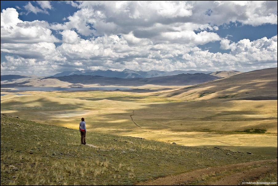Алтай-Саяны 2008